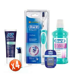 Pack bucco-dentaire OralB