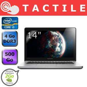 "Ultrabook 14"" tactile Lenovo Ideapad U410 Touch (Core i3-3227U)"