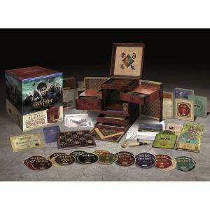 Coffret Ultime Harry Potter (18 Blu-Ray + 13 DVD)