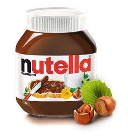 Pot de Nutella familial 780gr