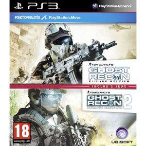 Ghost Recon Anthology (Future Soldier + Ghost Recon 2) sur PS3