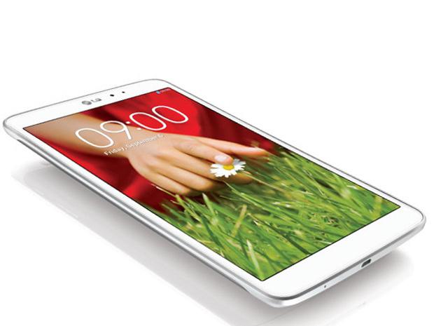 Tablette LG GPad 8.3 blanc (avec ODR 50€)