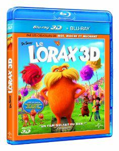 Le Lorax (Combo Blu-ray 3D + Blu-ray )