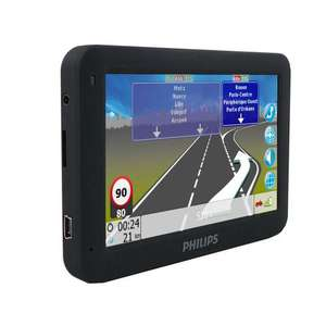 GPS 5'' Philips PNS 500 -  Europe carte à vie 39€ via Buyster, sinon