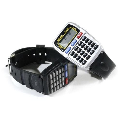 Montre  Bracelet  avec Calculatrice
