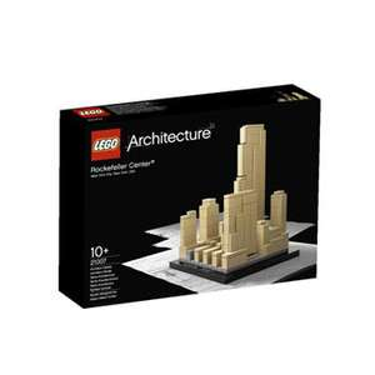 Lego Architecture 21007 Rockefeller Plaza