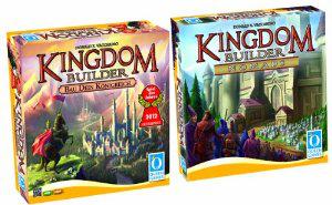 Jeu de société Kingdom Builder + Extension Kingdom Builder Nomads