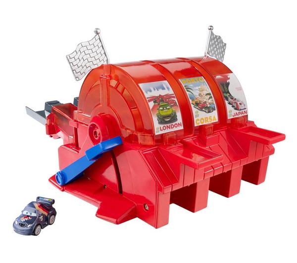 Jouet Mattel Cars Micro drifters multi-lanceur