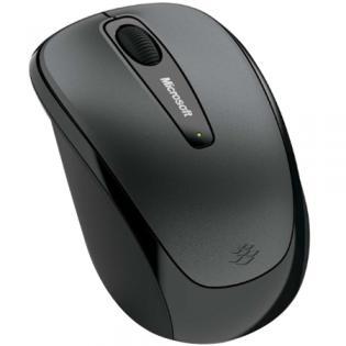 Souris sans fil Microsoft Wireless Mobile Mouse 3500
