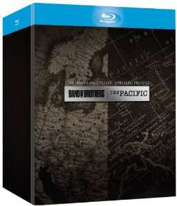 Coffret Blu-Ray Band of Brothers + The Pacific
