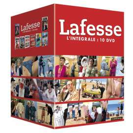 Coffret 10 DVD Intégral «Lafesse»