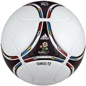 Ballon officiel Adidas Matchball TANGO 12 UEFA EURO 2012