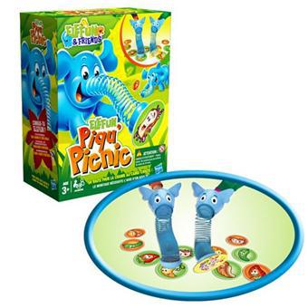 Jouet Hasbro (avec ODR 50%) Requin Zinzin à 3.68€ ou Piqu'picnic