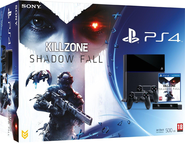 Console Sony PS4 + Killzone Shadow Fall en stock dans 7 magasins