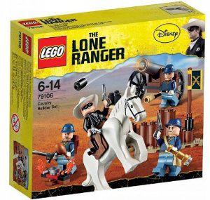 Jeu de construction Lego The Lone Ranger 79106 : La Cavalerie