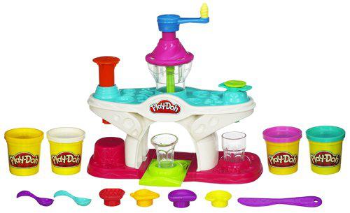 Promotions sur les pates à modeler Hasbro PlayDoh - Ex : Fontaine à Smoothies