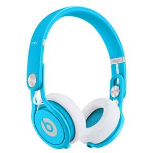 Casque Beats by Dr. Dre Mixr Neon - Bleu