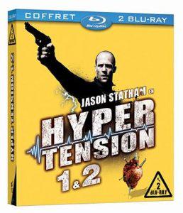 Coffret 2 Blu-ray Hyper tension 1 & 2