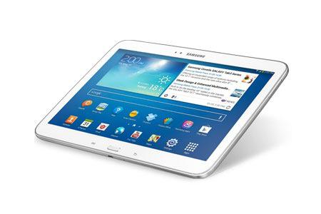 """Tablette Samsung Galaxy Tab 3 - 10,1"""" 16Go + Carte SD 16Go (Avec ODR de 30€)"""