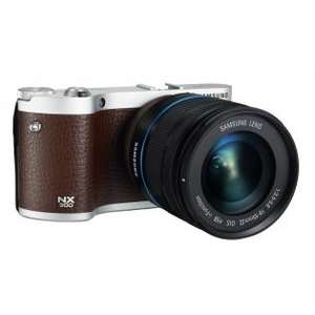 Appareil Photo Hybride Samsung NX300 APS-C 20 Mpix + 18-55mm f3.5-5.6 Wifi