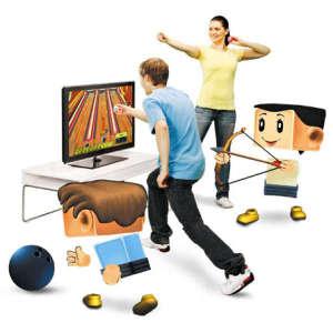 Blobo 6 jeux en 1 - Fun Fit Gaming Bundle