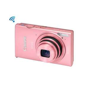 Appareil photo Canon Ixus 240 HS Wi-Fi (Rose)