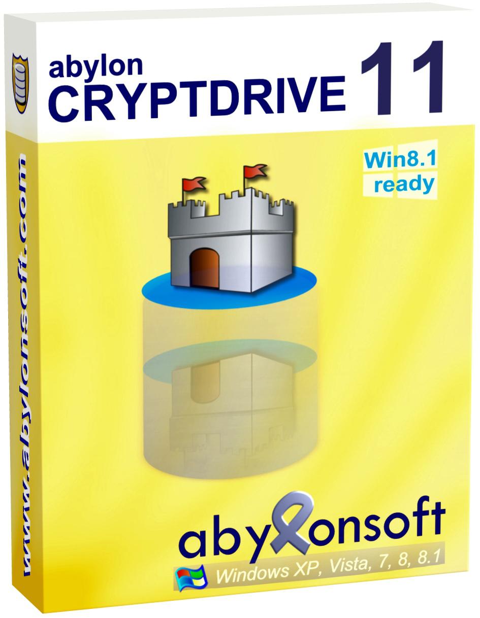 Logiciel Abylon Cryptdrive 11 Gratuit sur PC