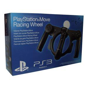 Volant Storm Driving pour PlayStation Move sur PS3