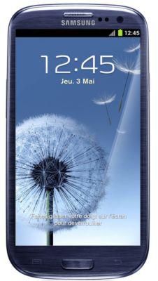 Samsung Galaxy S3 16Go (240,20€) ou S3 16Go 4G (281,70€) après ODR