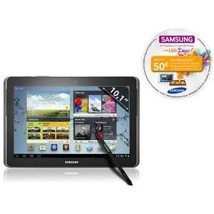 Tablette Samsung Galaxy Note 10.1 16Go - Gris (Avec ODR 50€)  309 via Buyster, sinon