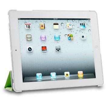 Etui Cooler Master Wake Up Folio  pour iPad - Blanc