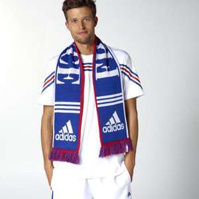 Echarpe en maille Adidas France