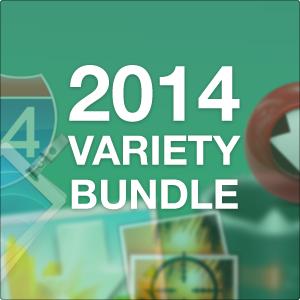 10 logiciels pour Mac: 2014 Variety Bundle