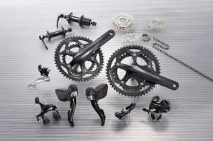 Kit complet pedaliers / freins... Shimano 105 5700 Groupe (pour Velo)