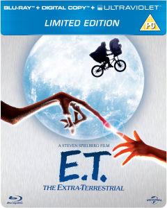 Blu-ray Steelbook E.T. L'extraterrestre (+ Copie digitale et UV)