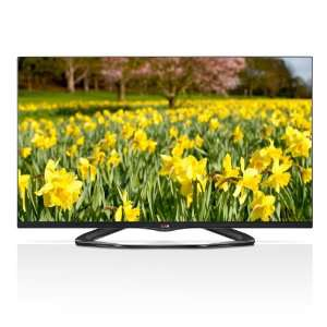 "TV 47"" LED 3D LG 47LA660S (Avec ODR de 10%)"