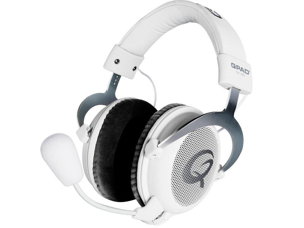 Casque Gaming Qpad QH-85 Blanc / Via Buyster à 44.73€, sinon