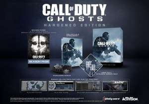 Call Of Duty Ghosts Hardened Edition PS3 [ VF confirmée ]