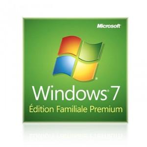 Windows 7  Familial premium 64 bits SP1