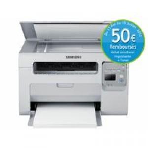 Imprimante multifonction 4 en 1 laser monochrome Samsung  SCX-3405FW