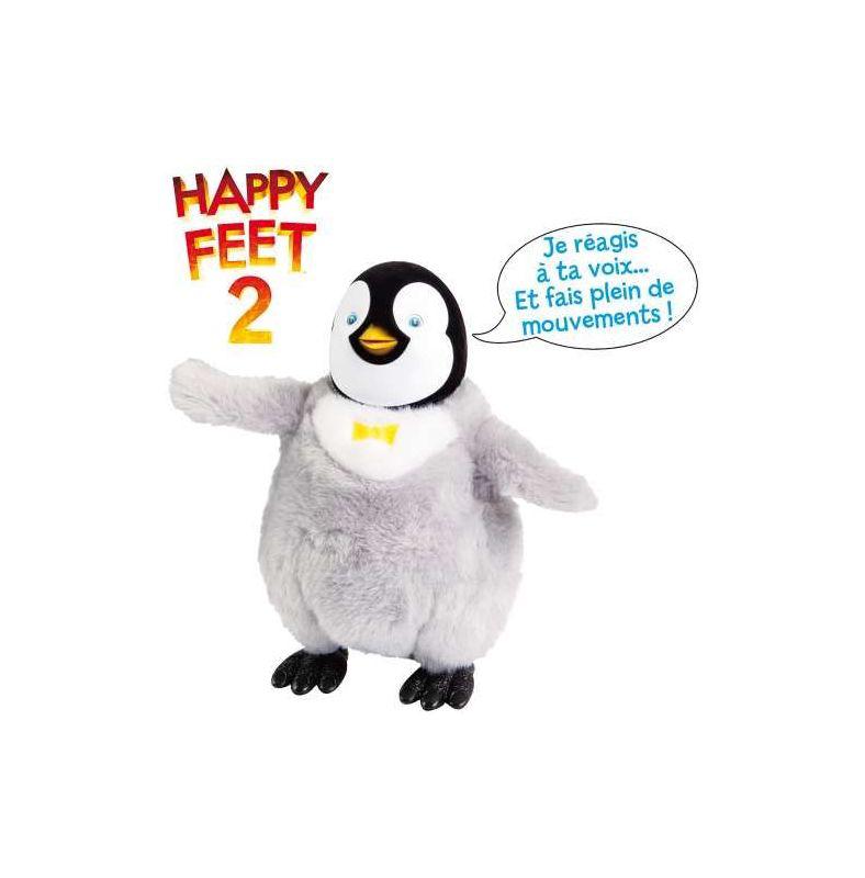 Peluche Happy Feet sing'n'dance Erik Giochi Preziosi 27 cm