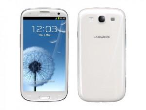 Samsung Galaxy S3 (à partir de ce soir minuit)
