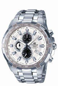 Montre Casio Edifice EF-539D-7AVEF - Quartz analogique, chronographe, acier