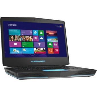 "PC portable 14"" Alienware 14 - i7-4700MQ (2,40 GHz) - 8Go de ram - GTX 765M - Full HD"
