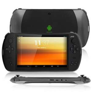 """Tablette Console 7"""" IPS JXD 7800b (Android 4.2, RK3188 1.8GHz, 2 Go RAM, 8 Go)"""