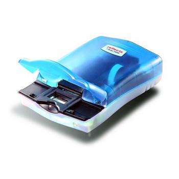 Scanner numérique de diapositives et fims pour PC et Mac, 3600 DPI, livré avec Adobe Photoshop Elements 8, Reflecta i-Scan 3600