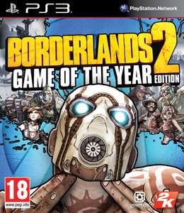Borderlands 2 Edition Game Of The Year sur PS3 et XBOX 360