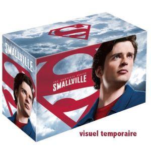 Coffret DVD Smallville intégral des Saisons 1 à 10, Inclus le Livret inédit de 36 pages