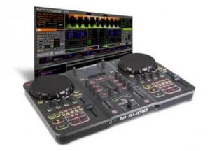 Table de mixage, platine DJ M-AUDIO Torq Xponent