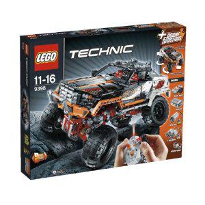 Lego Technic 9398 - Le 4 x 4 Crawler